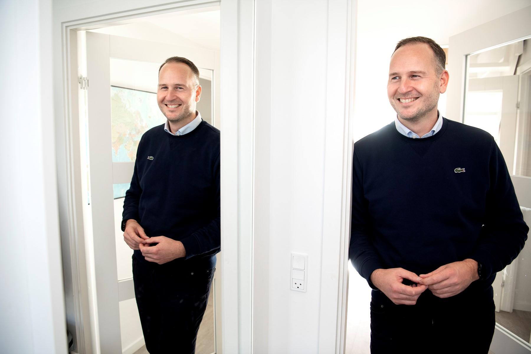 Kristian Bluhme. Foto: Claus Søndberg