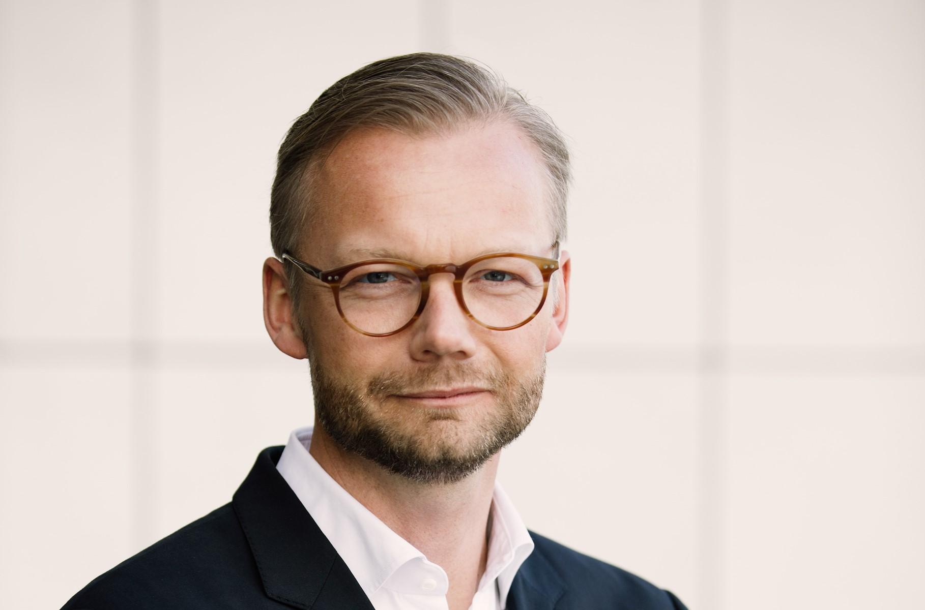 Søren Brogaard. Foto: Trackunit