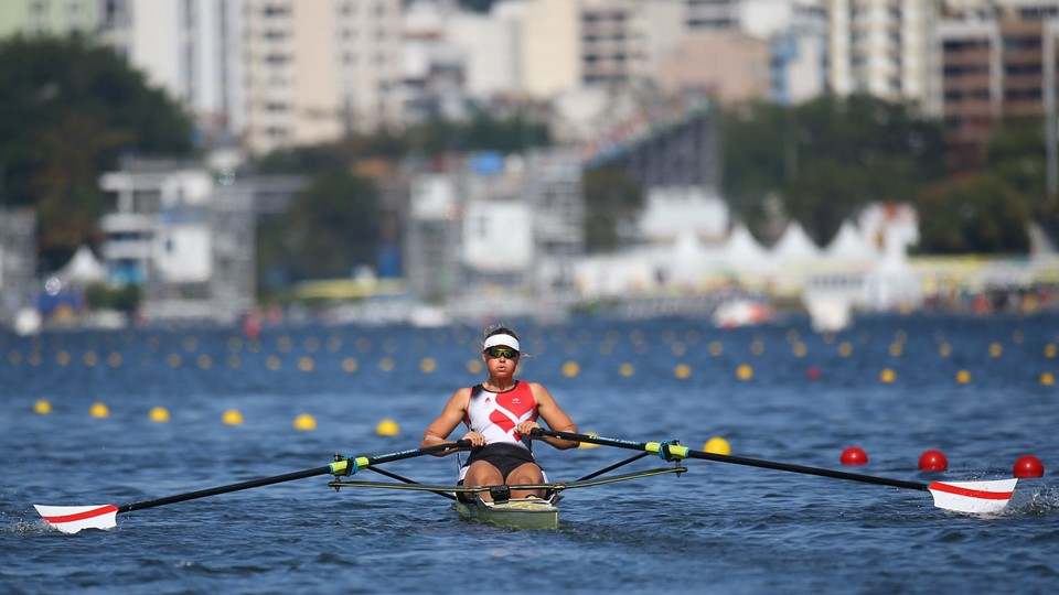 Rowing - Women's Single Sculls Heats Foto: Reuters/Murad Sezer