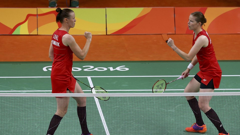 Badminton - Women's Doubles Group Play Foto: Reuters/Marcelo Del Pozo