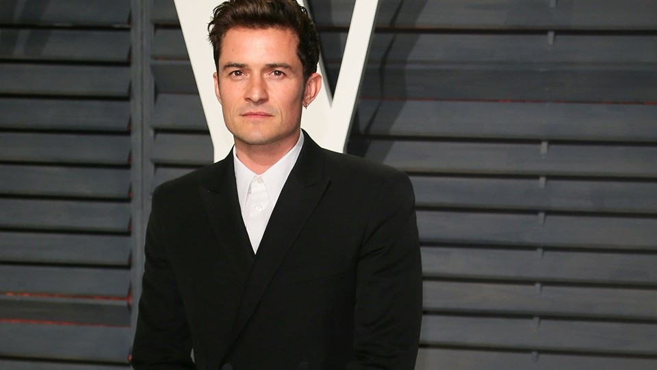 US-OSCARS-VANITY FAIR-PARTY-PEOPLE, Orlando Bloom Foto: Scanpix/Jean-baptiste Lacroix