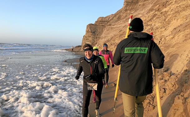 Ny dato for Costal Run – tilmelding er i gang