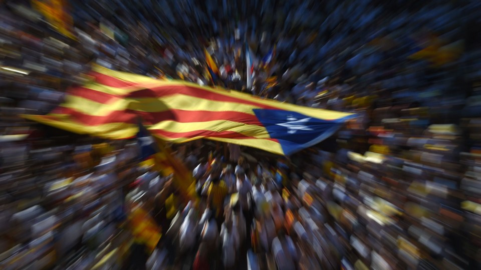 SPAIN-POLITICS-REGIONS-CATALONIA Foto: Scanpix/Lluis Gene