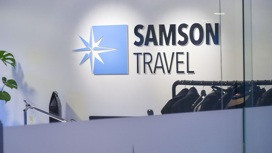 Rejsedag for Samson Travel