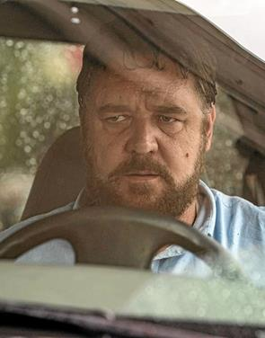 Russell Crowe i storform