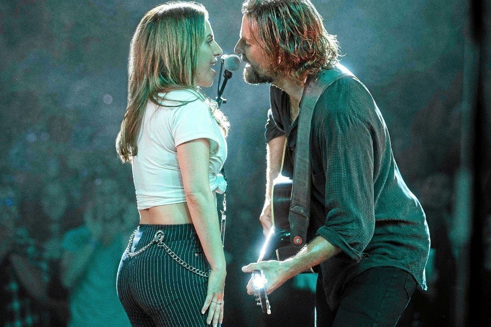 Onsdag vises A star is born. Foto: Presse Presse
