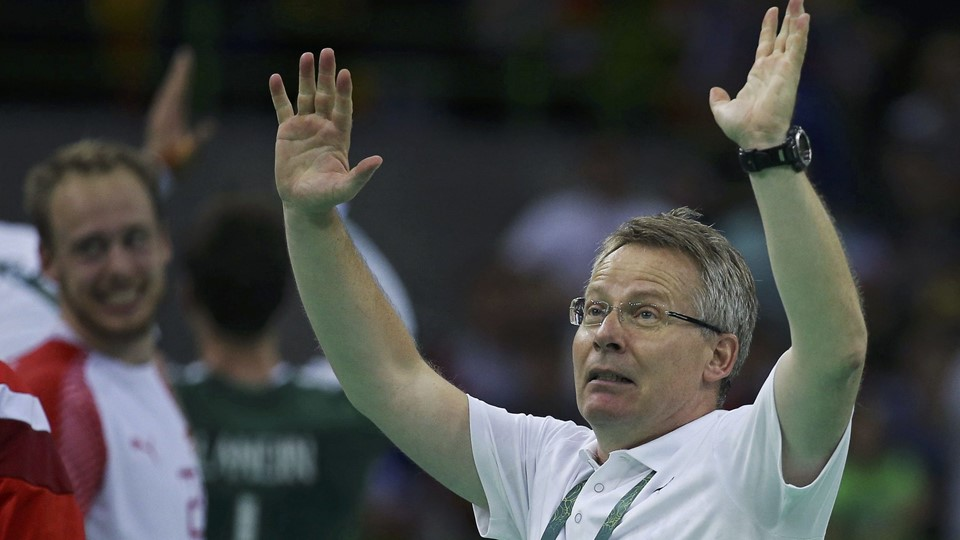 Handball - Men's Gold Medal Game Denmark v France Foto: Reuters/Damir Sagolj