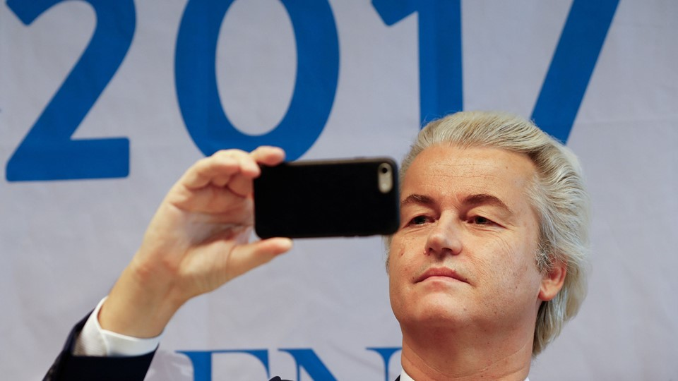 FILE PHOTO: Netherlands'' Party for Freedom (PVV) leader Geert Wilders attends a news conference after a European far-right leaders'' meeting in Koblenz Foto: Reuters/Wolfgang Rattay