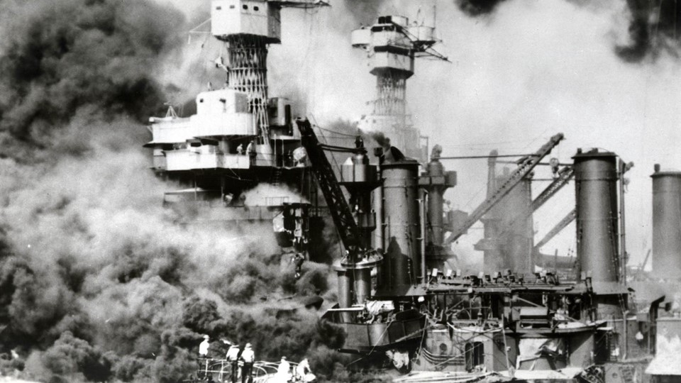 US-PEARL HARBOR-USS WEST VIRGINIA Foto: Scanpix/National Park Service