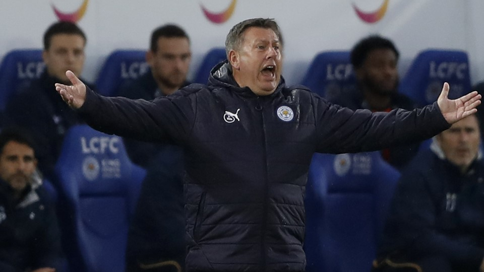 Leicester City manager Craig Shakespeare Foto: Reuters/Carl Recine