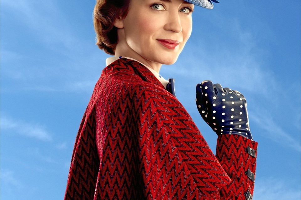 Stadig sød - Mary Poppins.