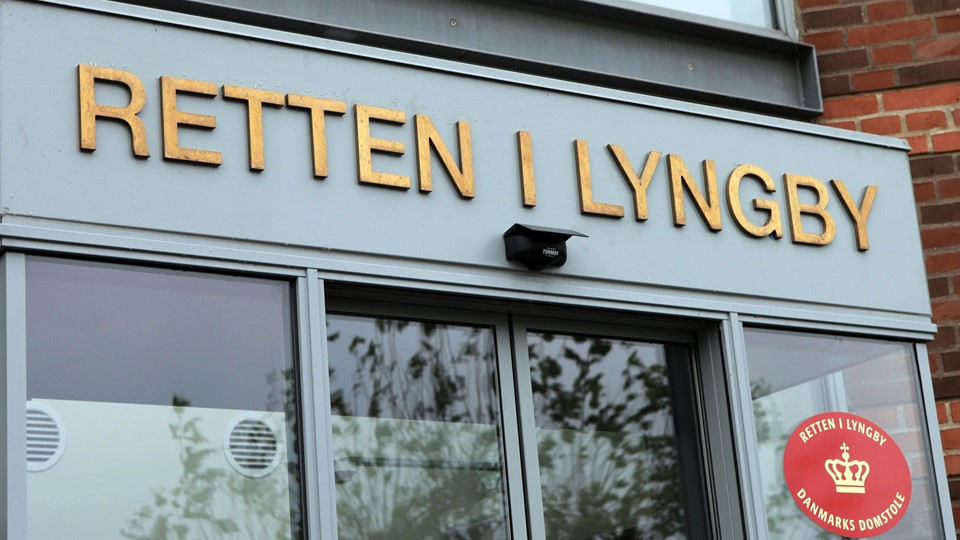 Denmark, 2800 Lyngby, Court, tribunal, court of justice, retten i lyngby, lyngby domstol Foto: Free/free