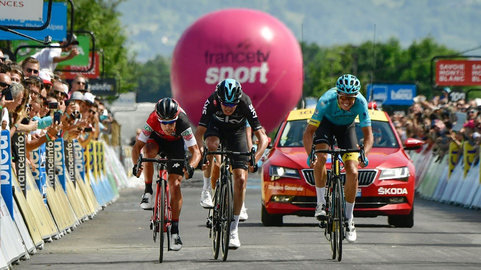 CYCLING-FRA-DAUPHINE Foto: Scanpix/Philippe Lopez