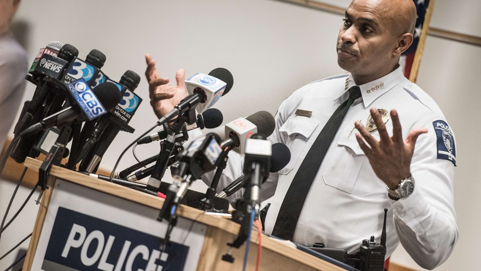 Charlotte Police To Release Video Of Shooting Death Of Keith Scott Foto: Scanpix/Sean Rayford