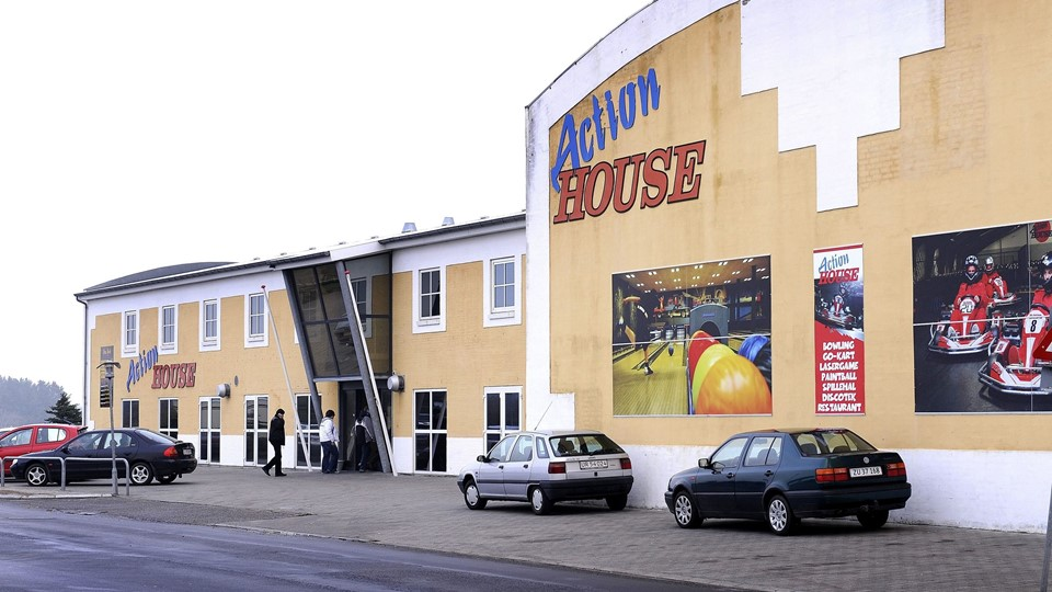 Action House.Arkivfoto: Bent Bach