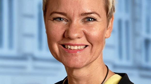 Pernille Wulff, fodterapeut, driver Fodmagasinet i Aarestrup