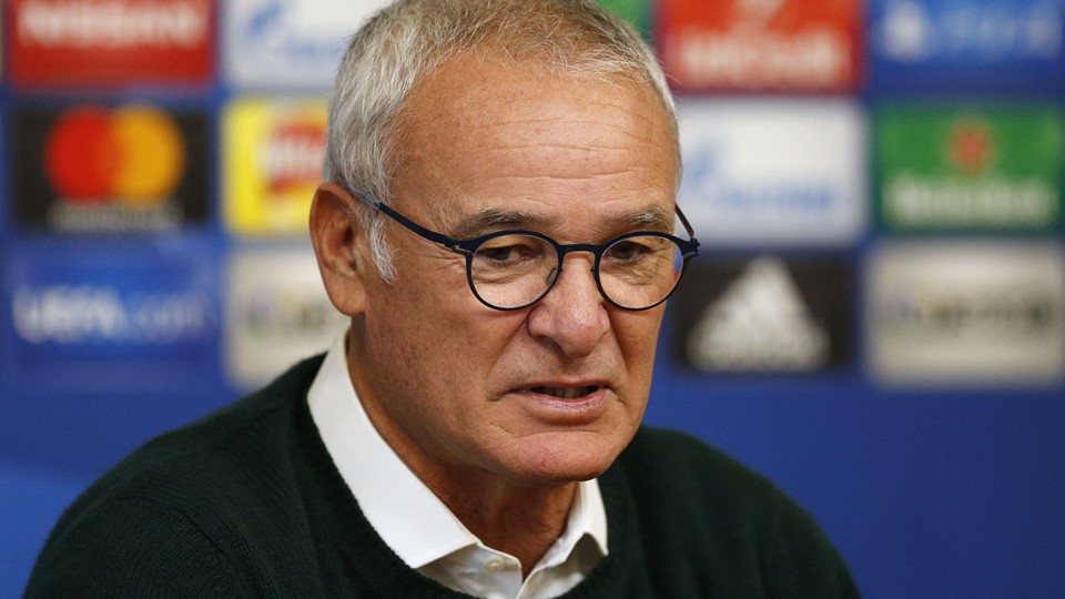 Leicester City Press Conference Foto: Reuters/Andrew Boyers