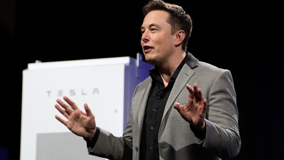 Tesla reaches deal to buy SolarCity for $2.6 bn Foto: Scanpix/David Mcnew