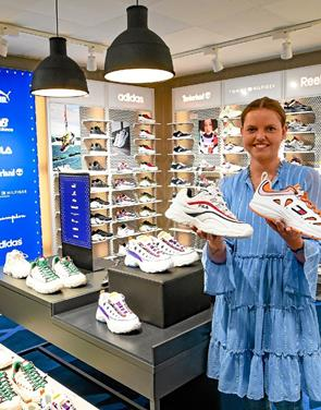 Sneax Store er åbnet i Thisted