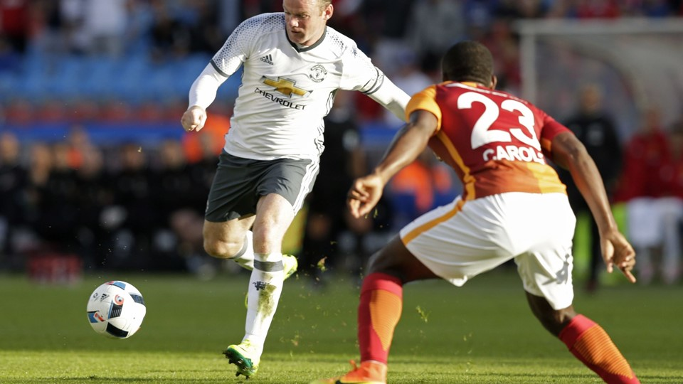 Galatasaray v Manchester United - Pre Season Friendly Foto: Reuters/Henry Browne