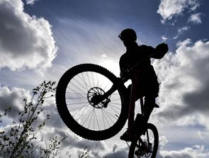 Prøv mountainbike gratis