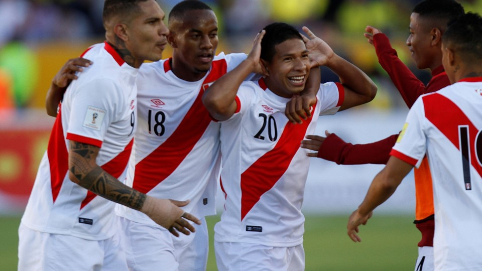 Soccer Football - 2018 World Cup qualifications - Ecuador v Peru Foto: Reuters/Stringer