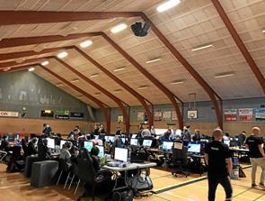 E-sports-stævne hos Midtmors for tredje gang