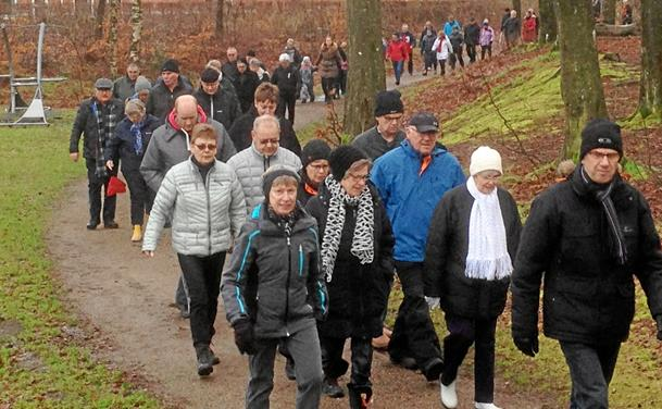 Hjertemarch anmarch