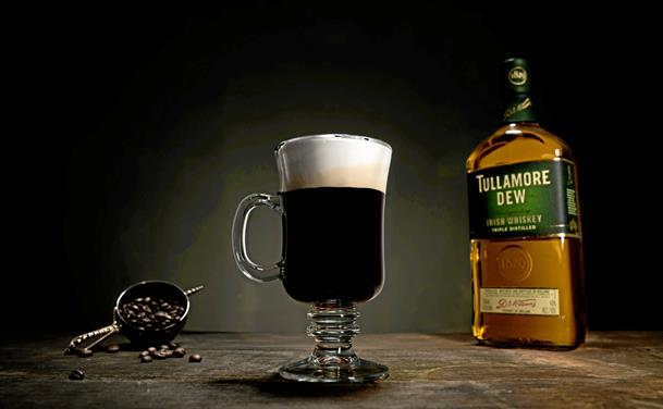Nyd en gratis Irish Coffee på Restaurant Lilleheden