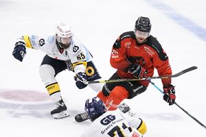 Esbjerg tager revanche i intens ishockeysemifinale