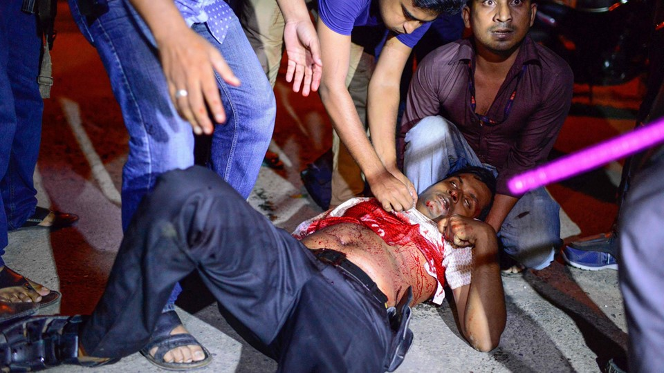 BANGLADESH-UNREST-RELIGION Foto: Scanpix/Str