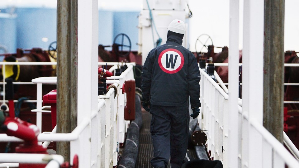 OW Bunkers datterselskab OW Tankers reddes. Foto: Scanpix