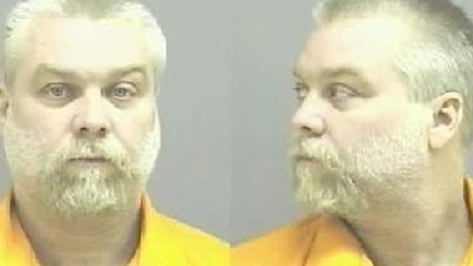 Steven Avery is pictured in this undated booking photo Foto: Reuters/Handout