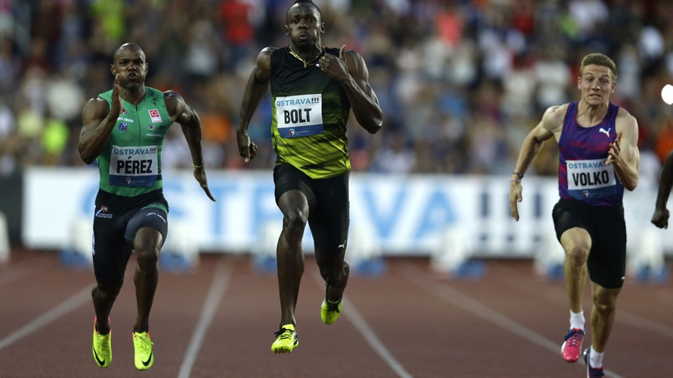 Athletics - Golden Spike Meeting Foto: Reuters/David W Cerny