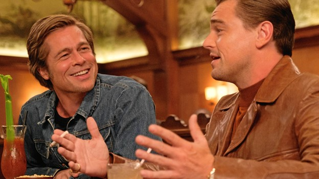 Once Upon A Time ... In Hollywood.