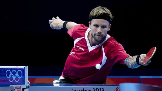 Roskilde Bordtennis taber i Champions League-åbning