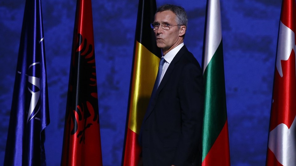 NATO Secretary-General Stoltenberg attends the NATO Summit in Warsaw Foto: Reuters/Kacper Pempel