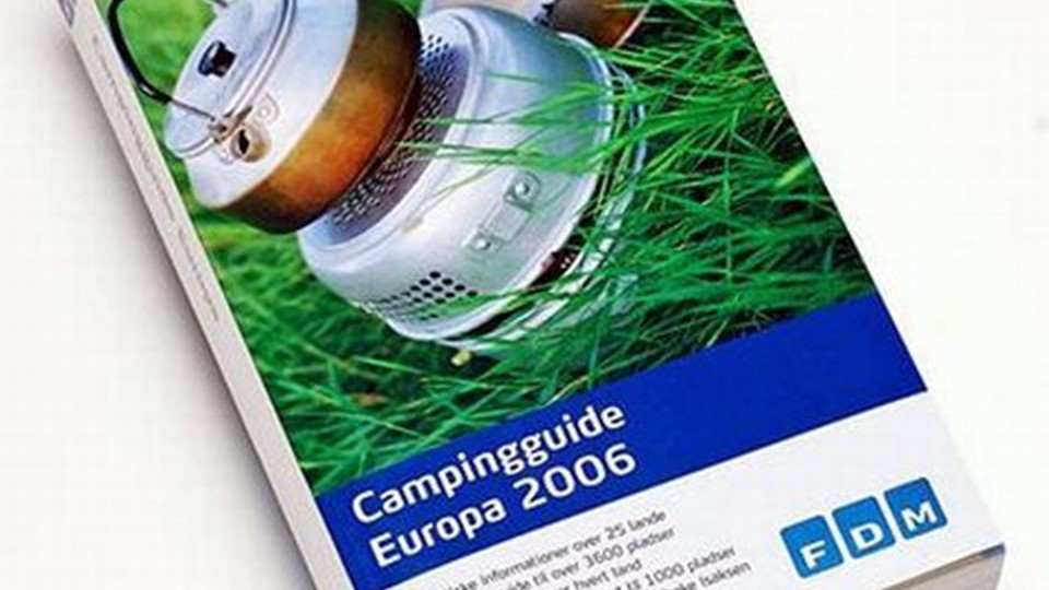 Camping Guide 2006