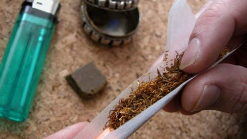 Hash joint Foto: Free/Colourbox