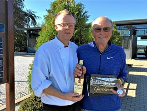 82-årig lavede hole in one