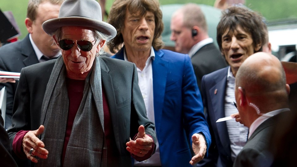 DOUNIAMAG-BRITAIN-ENTERTAINMENT-MUSIC-CULTURE-STONES-ANNIVERSARY Foto: Scanpix/Leon Neal